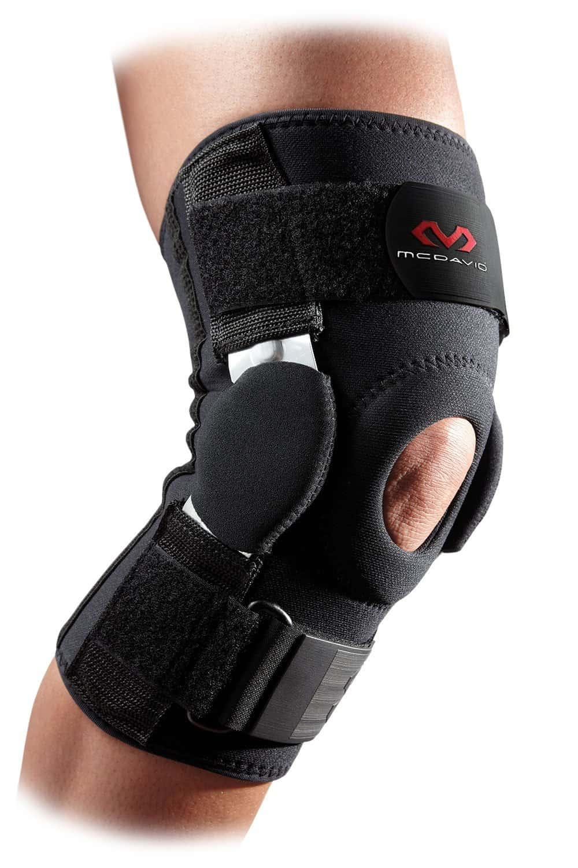 McDavid dual-hinge knee brace